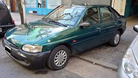 Ford Escort 1.6 Lx C/gnc Año 1999 Titular Permuto