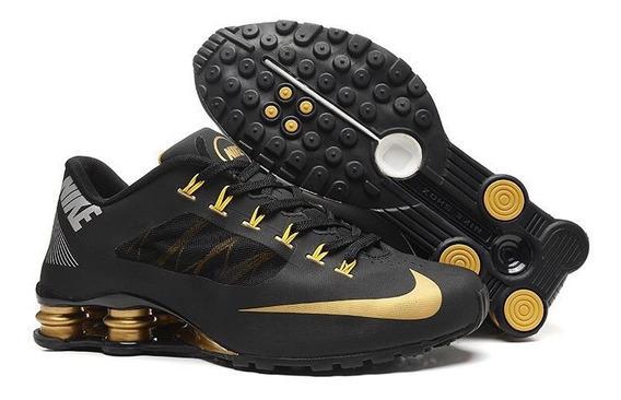 Tênis Nike Shox Nz 4 Molas Masculino Feminino Promoção