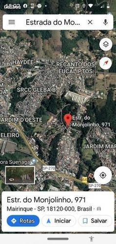 Terreno Para Venda Em Mairinque, (zona Leste) - 2000/2451_1-1266112