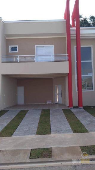 Casa 3 Suítes, 5 Banheiros Terras De São Francisco - Ca0050