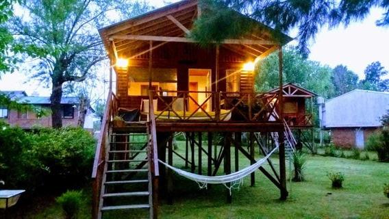 Cabañas En Alquiler En Tigre Río Carapachay Km 10
