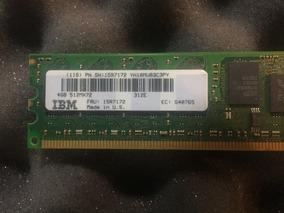 15r7172 Ibm 4gb Ddr2 533 276pin Pc2-4200 Memory 1934