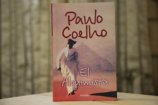 El Alquimista De Paulo Coelho Libro