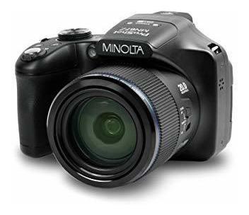 Minolta Pro Shot Camara Digital 20 Mp Hd Zoom Optico