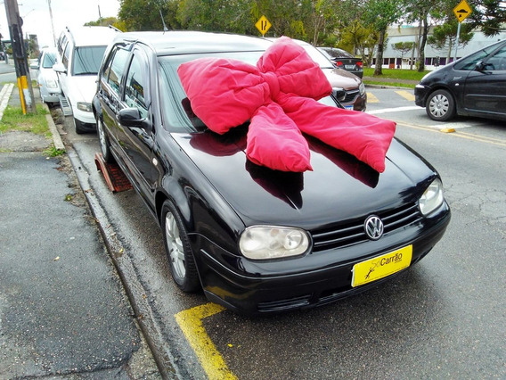 Volkswagen Golf Motor 1.6 Mi Ano 2003