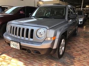Jeep Patriot 2.4 Sport 4x2 At 2016 Gris