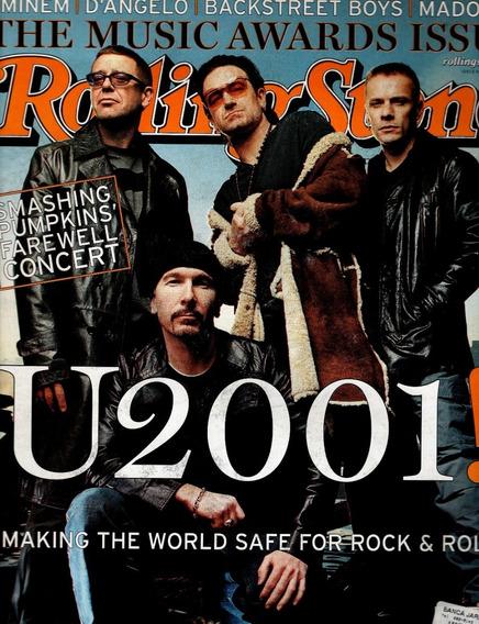 Rolling Stone Americana - 2001/01 - U2