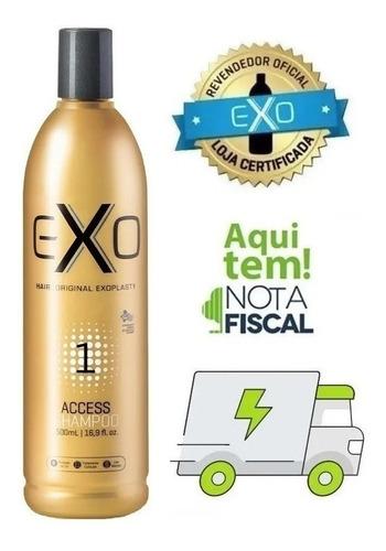 Imagem 1 de 2 de Exohair Profissional Access Shampoo 500ml