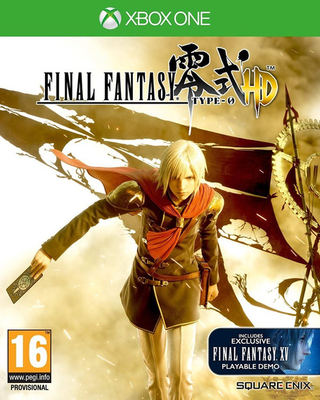 Jogo Final Fantasy Type-0 Hd