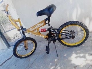 Bicicleta Unitrack Fiorenza Modelo 095Rodado 16 X 2.025