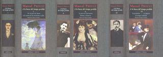 A La Busca Del Tiempo Perdido - 3 Tomos, Proust, Valdemar