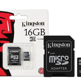 Cartão Microsdhc 16 Classe 4 Kingston Sdc4/16gb 1 Por Venda