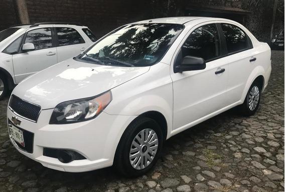 Chevrolet Aveo 1.6 Lt L4 Man Mt 2014