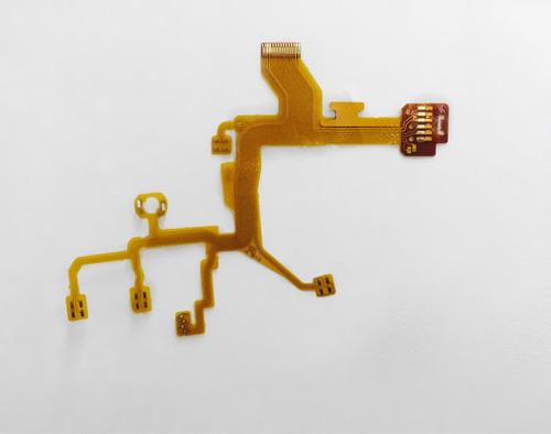 Flex Cable Af Sony W110/w210/w215