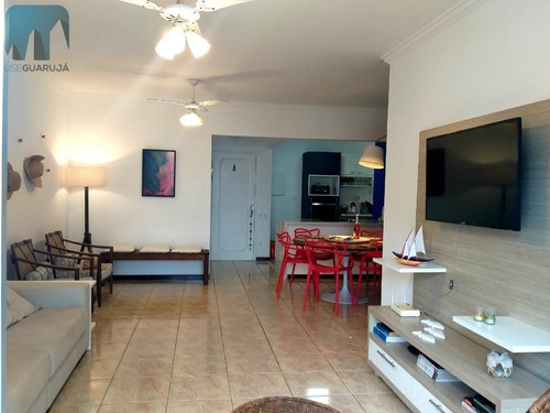 Apartamento A Venda No Bairro Barra Funda Em Guarujá - Sp.  - 1011-1