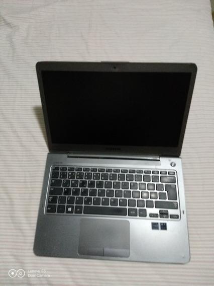 Ultrabook Samsung Tudo Funcionando C/ Dobradiça Quebrada