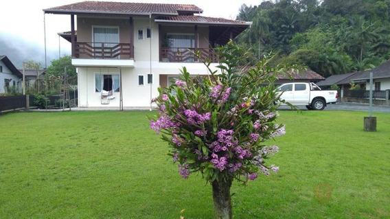 Casa Com 3 Dormitórios À Venda, 300 M² Por R$ 2.000.000 - Itoupava Central - Blumenau/sc - Ca0522