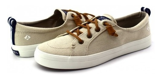 Tenis Sperry Sts986 44 Oat Crest Vibe 22-27 Damas