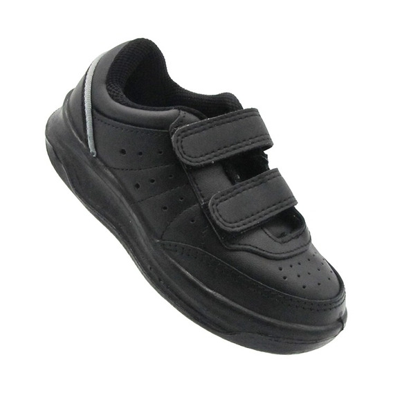 Zapatillas Colegial Topper Niño X Forcer Kids Abrojo ( 23579