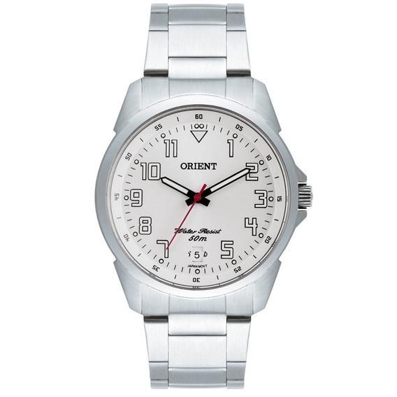Relógio Orient Mbss1154a S2sx Prata Original