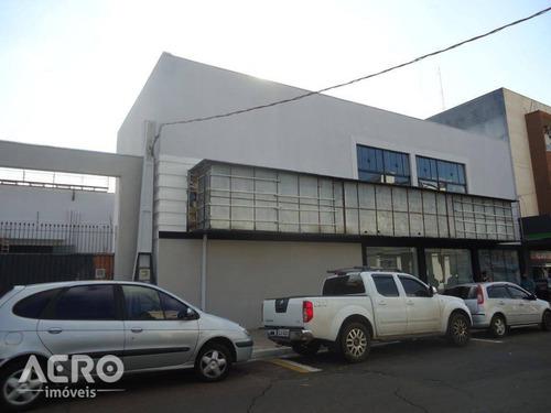 Barracão Comercial - Ba0209