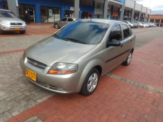 Chevrolet Aveo 1.6cc Mt