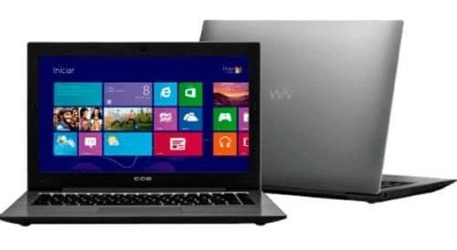 Notebook Cce Ultra Thin S23 320gb 2gb Led 13