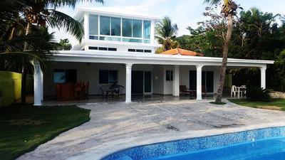 Villa En La Playa Alquiler La Romana