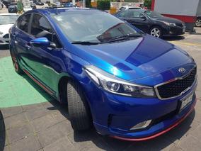 Kia Forte Sedan 4 Pts. Sx Ta Climatronic Piel Qc Camara Rev