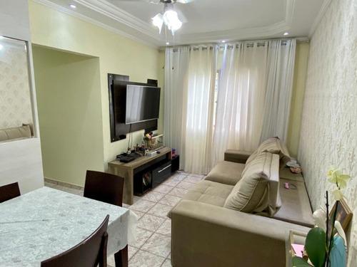 Imagem 1 de 19 de Apartamento Parque Dom Pedro Ii Condomínio Residencial Ouro Verde - Ap020 - 69030508