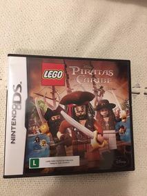 Jogo Nintendo Ds Lego Piratas Do Caribe