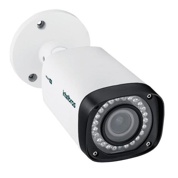 Câmera De Segurança 1080p Vhd 3240 Vf G4 Varifocal Intelbras