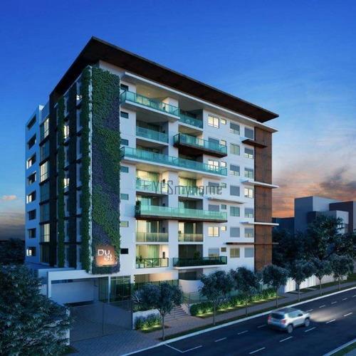 Apartamento Com 2 Quartos À Venda, 85 M² Por R$ 711.300 - Mercês - Curitiba/pr - Ap2992
