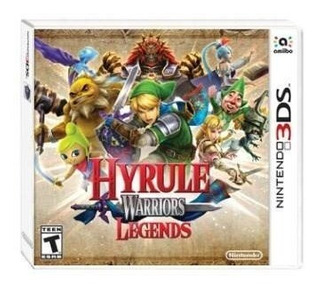 Hyrule Warriors Legends - Juego Físico 3ds - Sniper Game