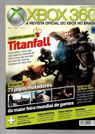 Revista Xbox 360 Oficial Titanfall Nº 82 (1329)