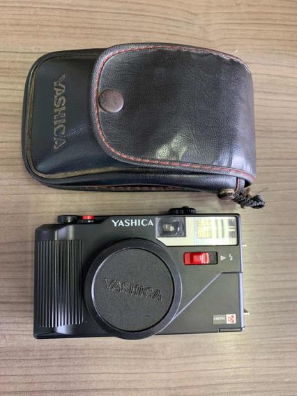 Câmera Fotográfica Yashica Mf 3 Em Excelente Conservação