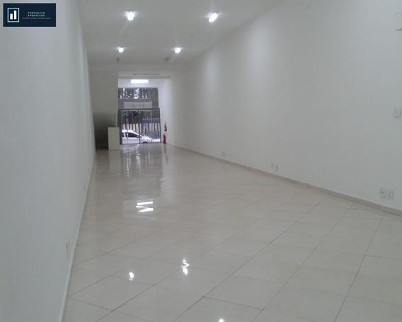 Salão Comercial Para Locação, Excelente Localização! - Sl00005 - 33811302