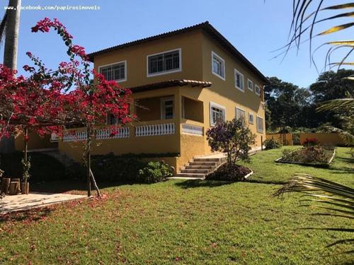 Chácara Para Venda Em Tatuí, Vale Dos Lagos, 4 Dormitórios, 2 Suítes, 3 Banheiros, 10 Vagas - 318_1-1047994