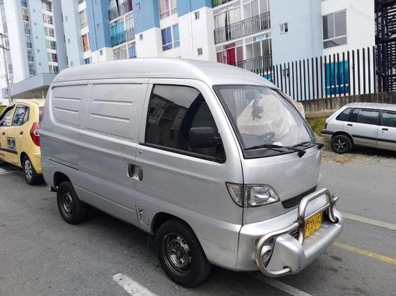 Camioneta Hafei, Mod 2007