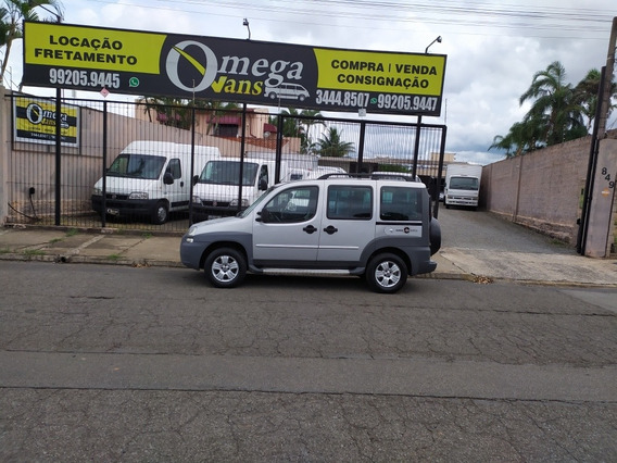 Fiat Doblo 1.8 Adventure Flex 5p 2008