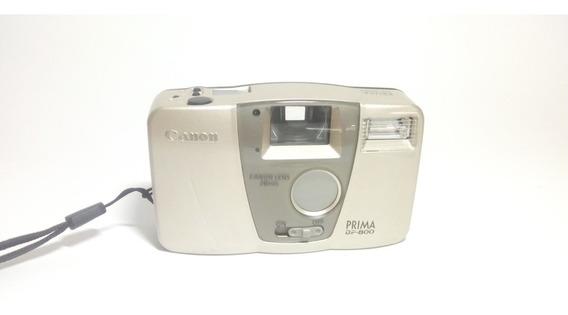 Câmera Antiga Canon Bf-800 Prima Nova 43105211 1992