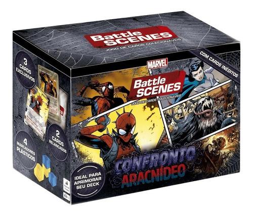 Imagem 1 de 2 de Master Box Battle Scenes Marvel Confronto Aracnideo Copag