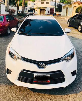 Toyota Corolla Le 1.8l Automático