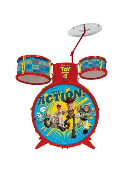 Bateria Musical Infantil - Disney - Toy Story 4 - Promoção