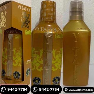 Vitafer L Gold Energizante Y Potenciador