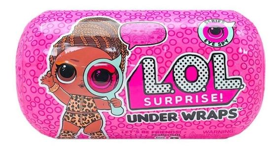 Lol Surprise Under Wraps 15 Sorpresas Original Full