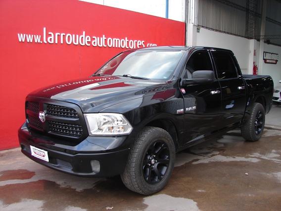 Dodge Ram Laramie 1500 Mod. 2014 Km 78000 -excelente-