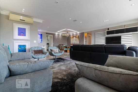 Apartamento Para Aluguel - Alphaville, 3 Quartos, 185 - 893017711