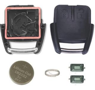 Kit Reparación Carcasa Astra Agile Celta Vectra 2 Botones