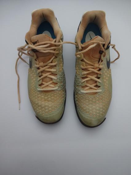 Tênis Masculino Nike Air Max Cage Dragon - Us 11 - Sola Xdr